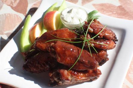 German chicken wings recipe
