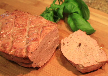 Leberkäse , Fleischkäse, German Meat Loaf